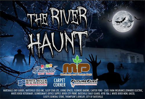 """The River Haunt"" Haunted House"